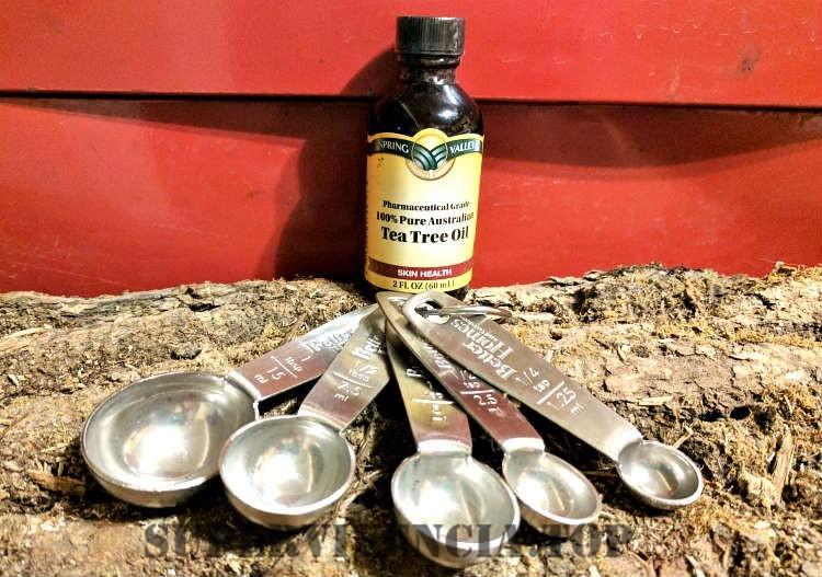 Usos Aceite del Arbol del Té