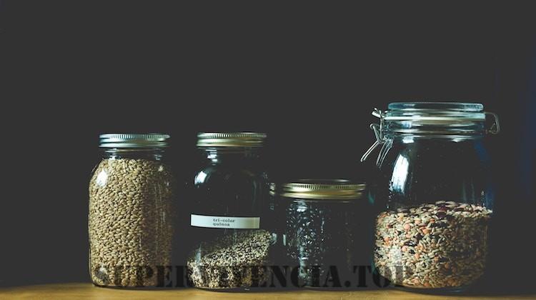 Kit de 20 artículos para su plan de almacenamiento de alimentos