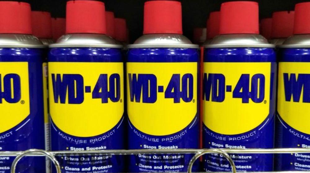 Más de 2.000 usos de supervivencia para el WD-40