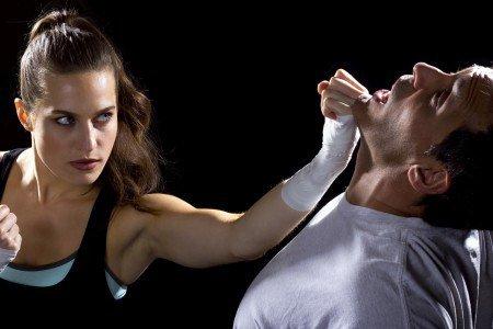 Las mujeres capacitadas en defensa propia son menos propensas a ser atacadas
