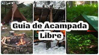 Guia de acampada libre